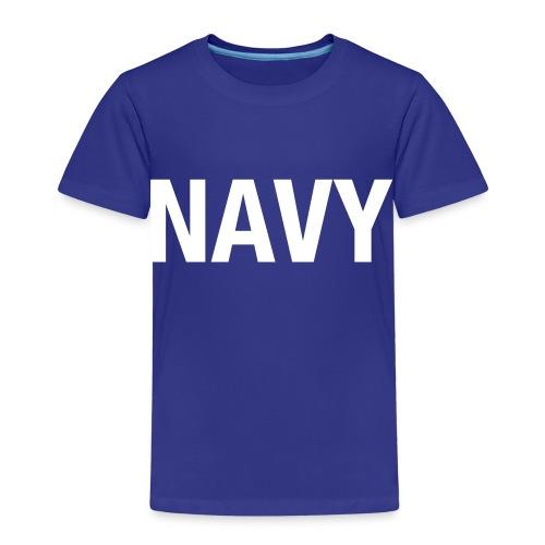 NAVY - Kids' Premium T-Shirt