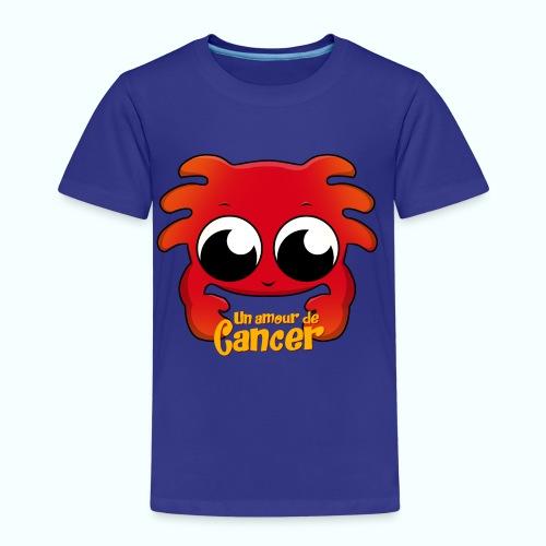 Un Amour de Cancer - T-shirt Premium Enfant