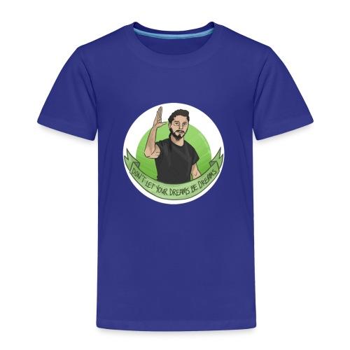 just do it - Børne premium T-shirt