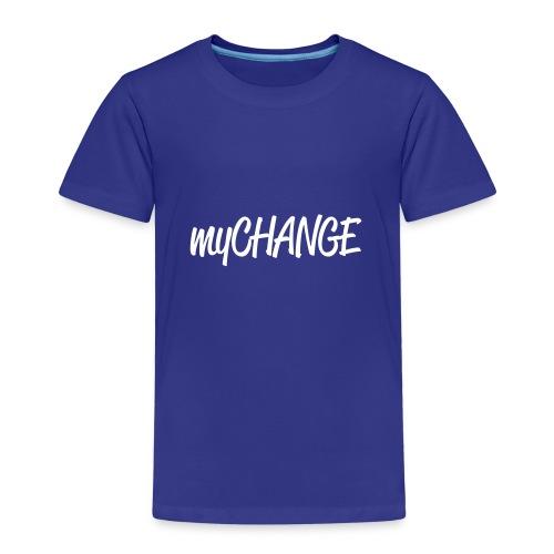 myCHANGE Logo - Kinder Premium T-Shirt