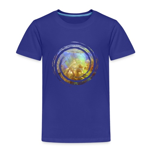 Opal Spirale - Kinder Premium T-Shirt