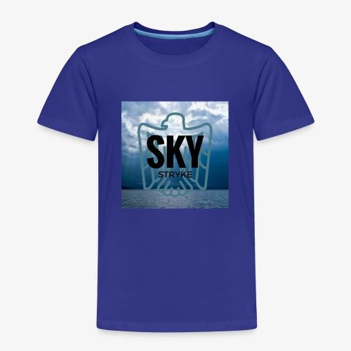 Sky-Eagle - Kinder Premium T-Shirt