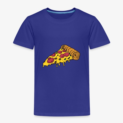 Brandon-B- PIZZA NIGHT - Kids' Premium T-Shirt
