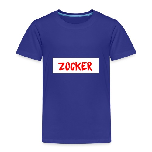 Zocker Hoodie - Kinder Premium T-Shirt