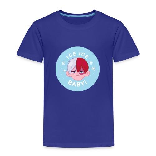 Shoto Todoroki merch - Premium-T-shirt barn