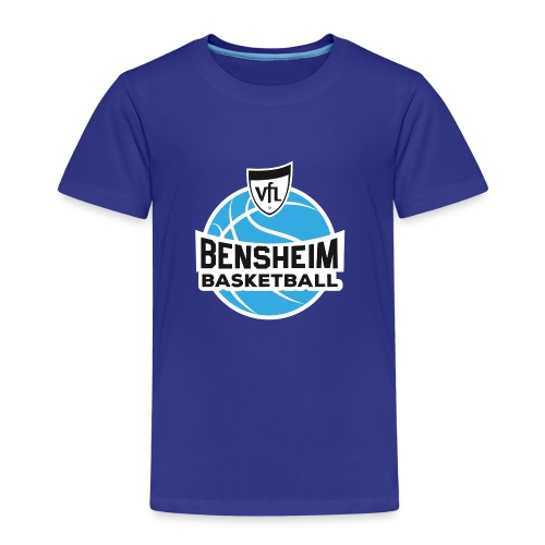 Logo VfL Bensheim Basketball - Kinder Premium T-Shirt