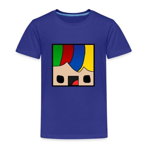 ProfSaurusCartoon - Kinder Premium T-Shirt
