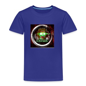 Chisus Logo - Kinder Premium T-Shirt