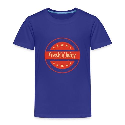 Fresh And Juicy - frisch und saftig. - Kinder Premium T-Shirt