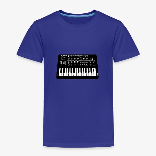Synthesizer - Kinderen Premium T-shirt