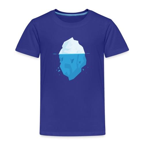 Iceberg - Maglietta Premium per bambini