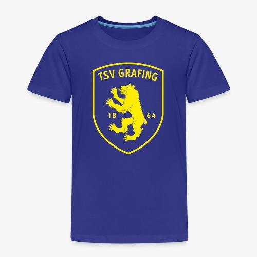 TSV Grafing gelb - Kinder Premium T-Shirt