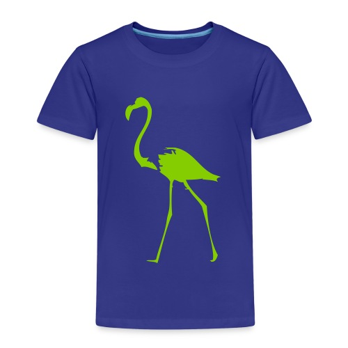 Flamingo #2 - Kinder Premium T-Shirt