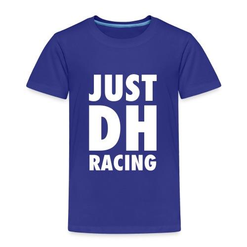 DHDLX Nke Logo Grey - Kinder Premium T-Shirt