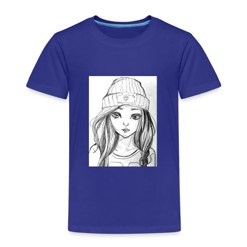 Drawing - Kids' Premium T-Shirt