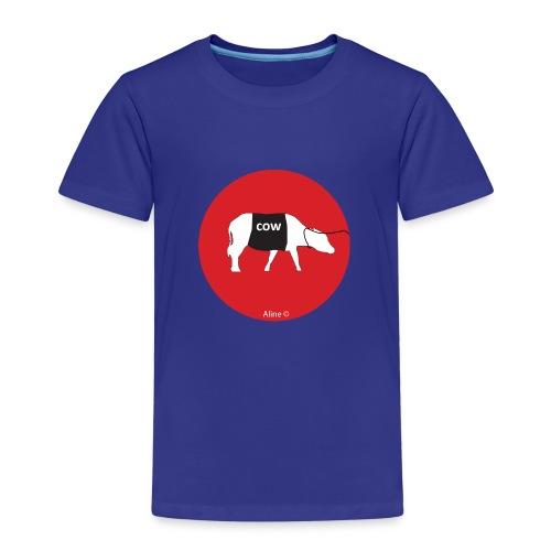 la marche à la vache - T-shirt Premium Enfant