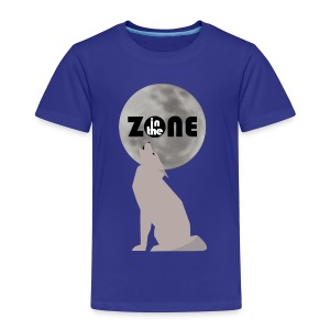 In the Zone Wolf - Camiseta premium niño