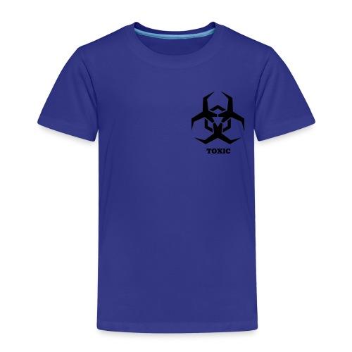 toxic [2] - Kids' Premium T-Shirt