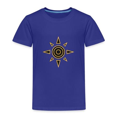 digimon 01 - Camiseta premium niño