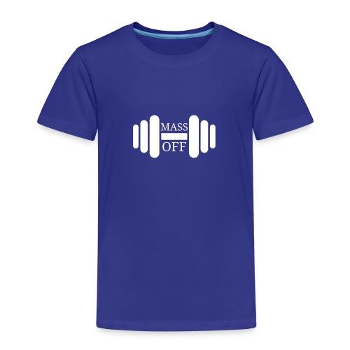 MassOff edition 1 - T-shirt Premium Enfant