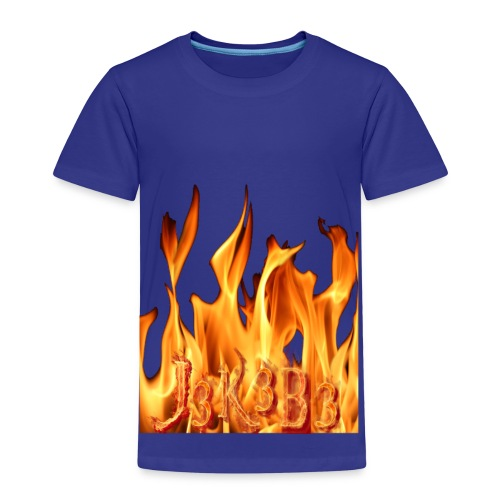 jekebe vuur - Kinderen Premium T-shirt