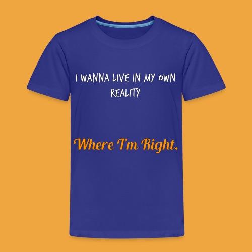 Quote 82 - Kids' Premium T-Shirt