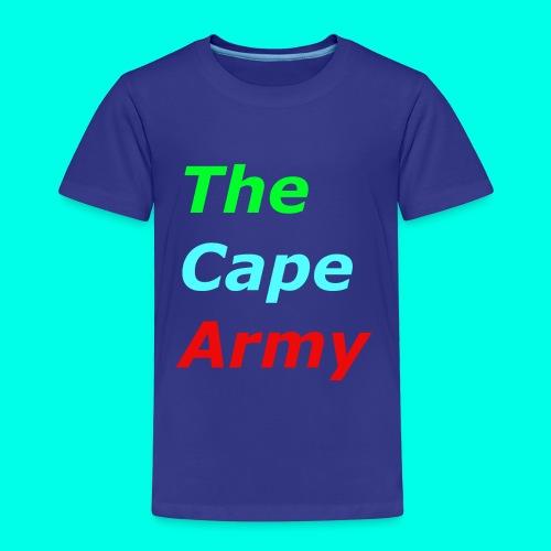 The Cape Army - Kids' Premium T-Shirt