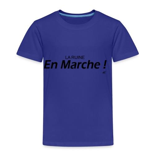 LREM, La Ruine En Marche - T-shirt Premium Enfant