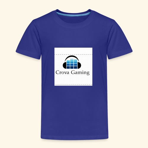 Crova Gaming Merch - Kids' Premium T-Shirt