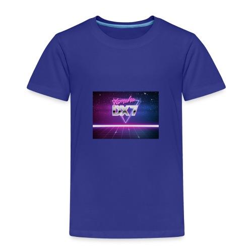 Yamaha DX7 - T-shirt Premium Enfant