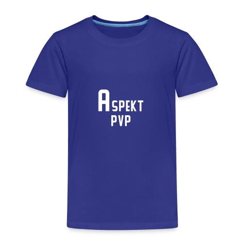 AspektPvP_Druck - Kinder Premium T-Shirt