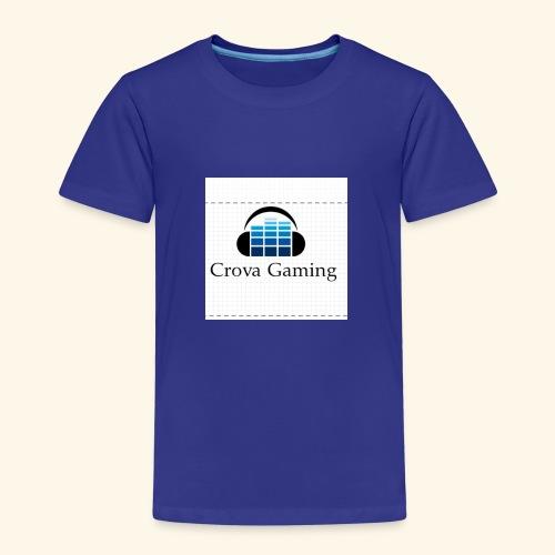 Crova Gaming Merch - Kids' Premium T-Shirt