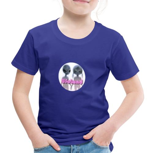 UFO LAND Logo Rond - T-shirt Premium Enfant