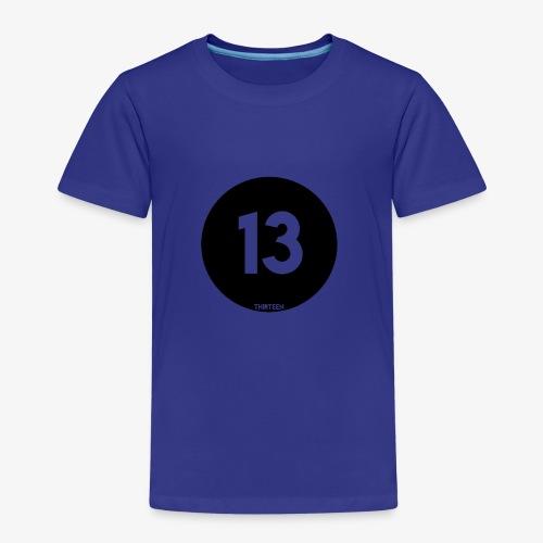 Thirteen Logo - Kinderen Premium T-shirt