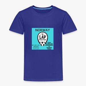 LAP - Premium T-skjorte for barn