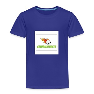 GREEN LIGHT SHIRTS LOGO - Kids' Premium T-Shirt