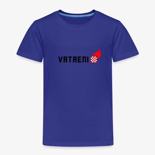 Vatreni Kroatien Fussball Nationalmannschaft - Kinder Premium T-Shirt