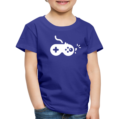Duck Games Icon - Kids' Premium T-Shirt