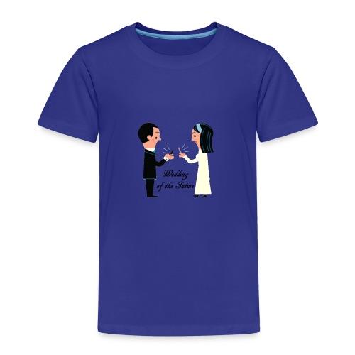 Wedding of the Future - Kinder Premium T-Shirt