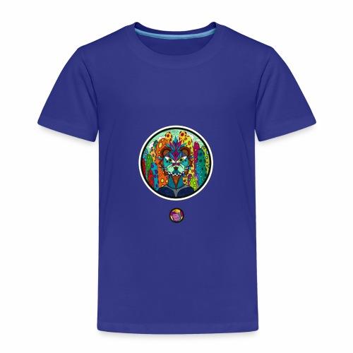 Le chat des colonnes bulleuses - T-shirt Premium Enfant