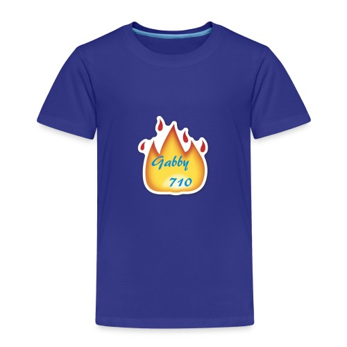 Gabby710 Flame Merch - Kids' Premium T-Shirt