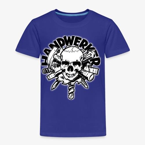 Skull ´n´ Tools - Kinder Premium T-Shirt