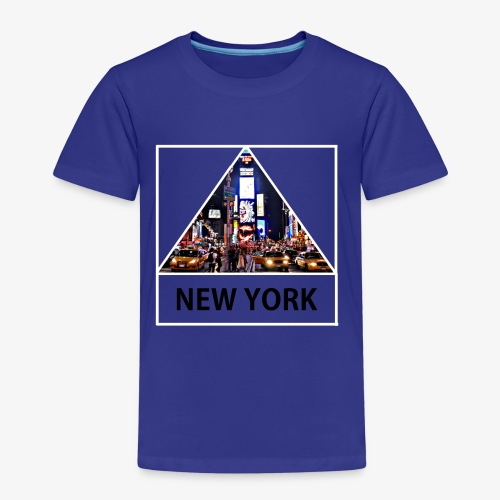 Triangle sur New York - T-shirt Premium Enfant