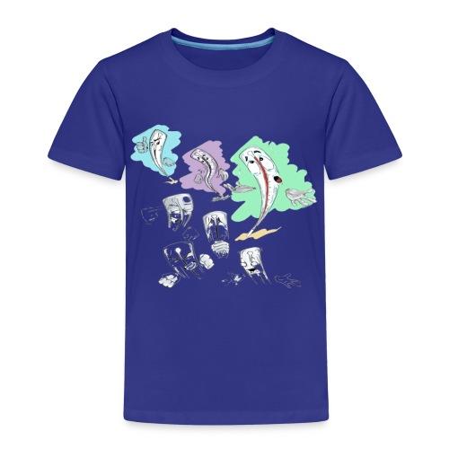 Sonniger Tag - Kinder Premium T-Shirt