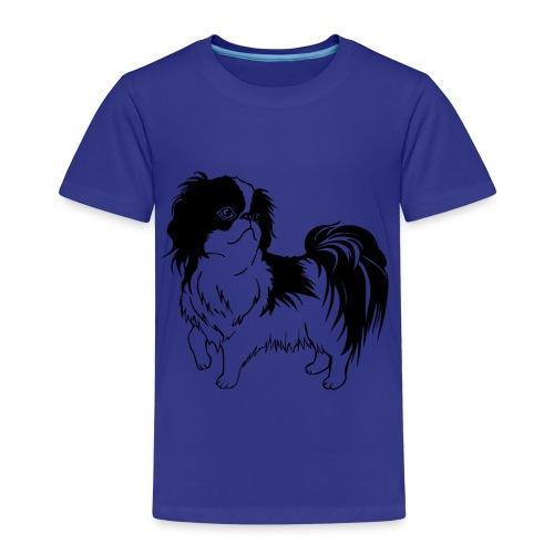 Hundekopf,Hundeliebhaber,Hundefreund,Hundebesitzer - Kinder Premium T-Shirt