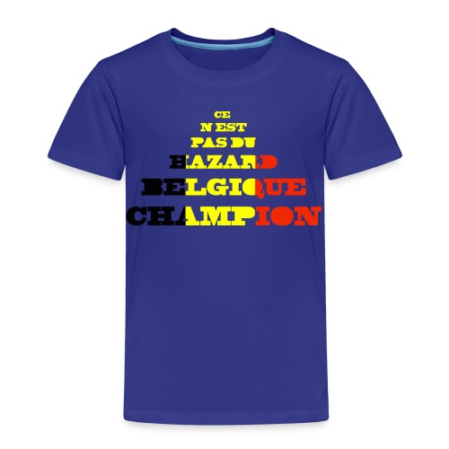 champion 3 - T-shirt Premium Enfant