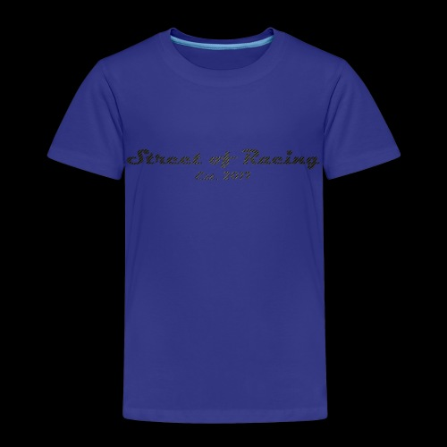 Street of Racing - collection two - Kinder Premium T-Shirt