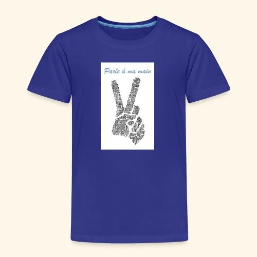 PAMM 1 - T-shirt Premium Enfant