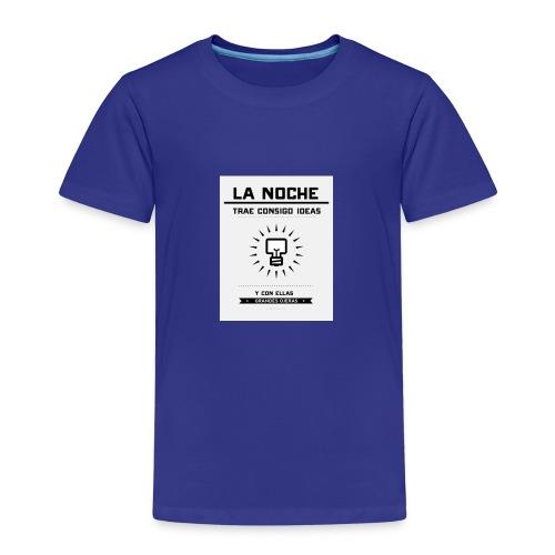 Piensa, Crea y Visualizar tu meta. - Camiseta premium niño