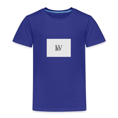 LW - Premium-T-shirt barn